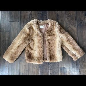 Lush Faux Fur Coat